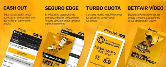 Apuestas Betfair Bono México App Aplicación Móvil
