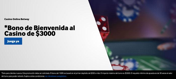 Apuestas Betway Mexico Bono De Bienvenida Casino Online