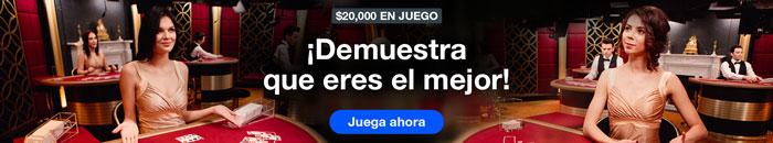 casino online de codere México crupieres