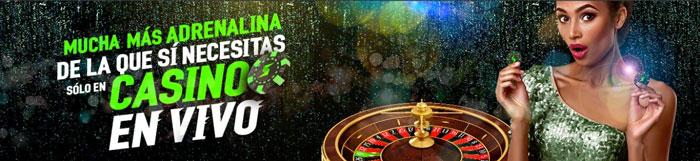 casino online de Strendus México ruleta crupier