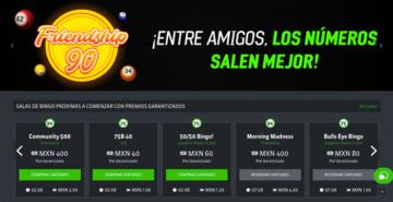 Apuestas Strendus Mexico Bono Videobingo