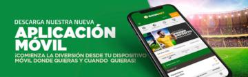 Apuestas Ganabet Mexico Bono Aplicacion Movil App