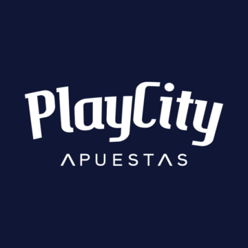 Play City Apuestas Logo Azul