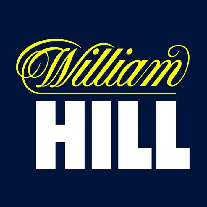 William Hill logo azul reseña