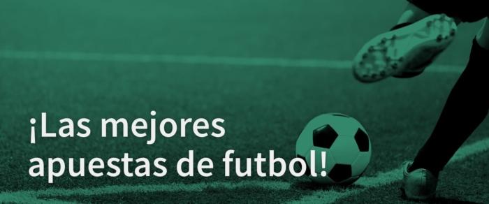 Las Mejores Apuestas de Futbol Balón Tiro Pierna