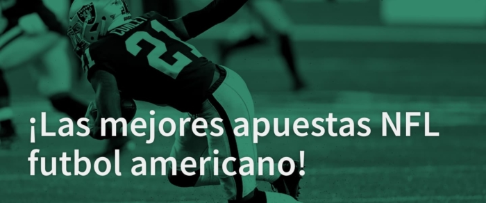 Las mejores apuestas NFL en México jugador