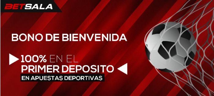Apuestas Betsala Mexico Bono Bienvenida