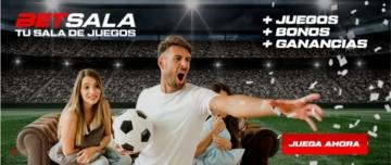 Apuestas Betsala Mexico Bono Apuestas Deportivas