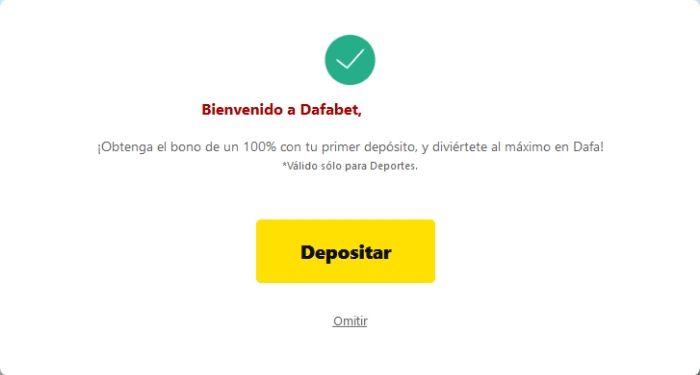 Apuestas Dafabet Mexico Bono Desbloquear