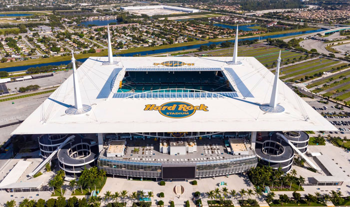 Apuestas Pronostico Superbowl Mexico Bono Estadio Hard Rock Stadium Miami