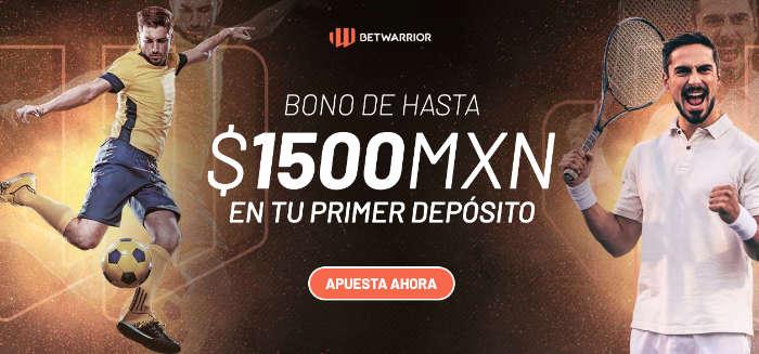 Apuestas Betwarrior Mexico Bono Bienvenida Apuestas Deportivas