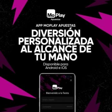 Apuestas Moplay Mexico Bono App Movil