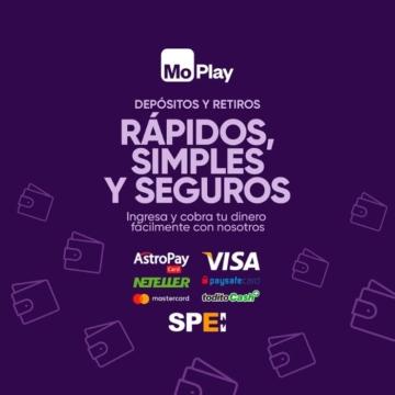 Apuestas Moplay Mexico Bono Metodos de Pago