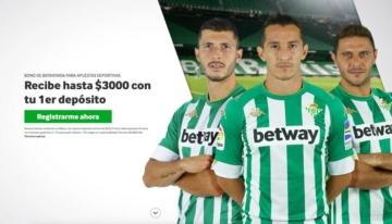 Apuestas Betway Mexico Bono Bienvenida Apuestas Deportivas