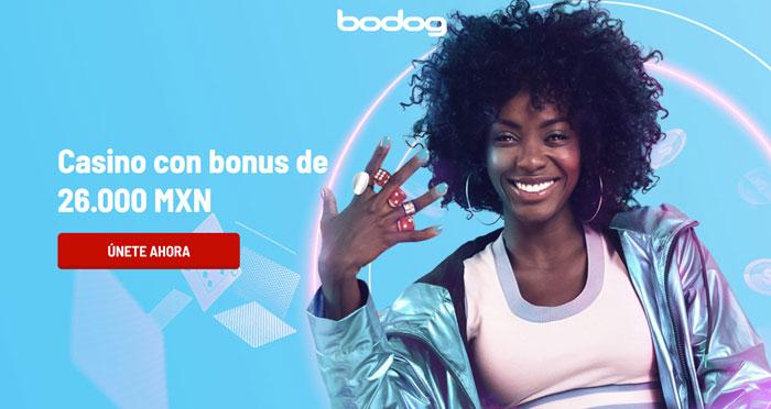 Apuestas Bodog Mexico Bono Bienvenida Casino