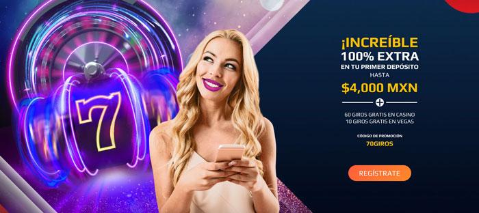 Apuestas NetBet Mexico Bono Bienvenida Casino Online