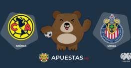 Pronóstico América Chivas Liga MX