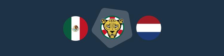 Pronóstico México Holanda Selección Nacional 03-10-2020 Wide