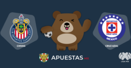 Pronostico Chivas Cruz Azul Liga MX 25-10-2020