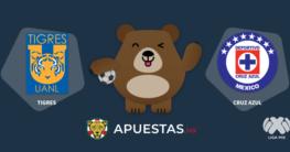 Pronostico Cruz Azul vs Tigres Liga MX