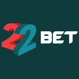 22bet México Logo