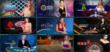 casino online de 22bet México mosaico crupieres