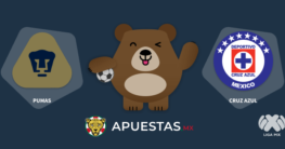 Pronóstico Pumas Cruz Azul Liga MX 07-11-2020