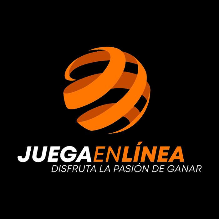 JuegaEnLínea México Logo negro reseña