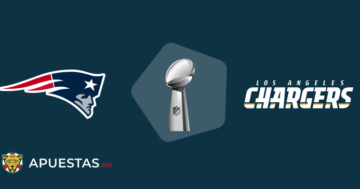 Patriots vs Chargers pronósitico deportivo mex
