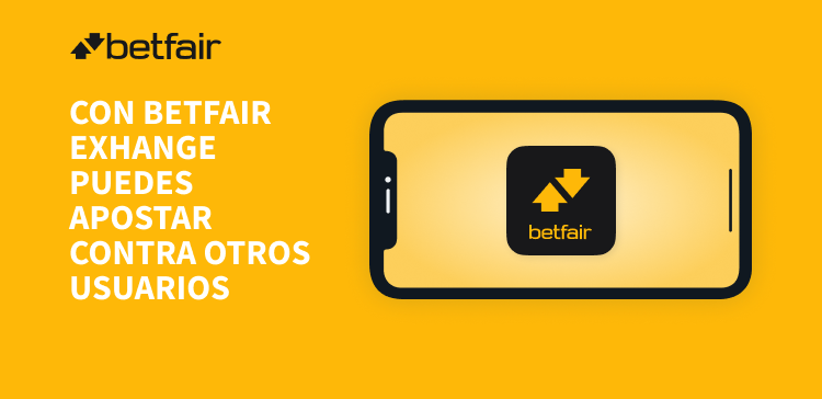 Apuestas betfair exchange celular amarillo