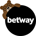 betway mexico logo negro oso