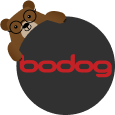 bodog logo negro y rojo Betto