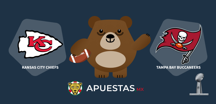 Betto presentando los Pronósticos Superbowl LV Chiefs vs Buccaneers