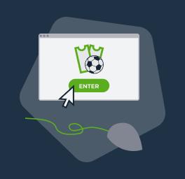 acceder desde la computadora a los deportes