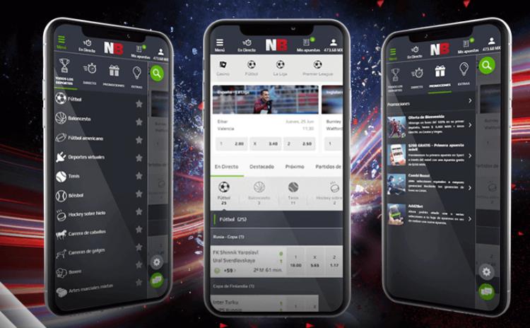 los operadores y sus apps móviles