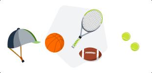 Los deportes que ofrece el operador online
