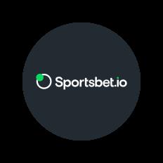 Sportsbet.io Logotipo redondo