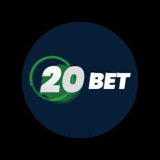 logotipo de 20BET