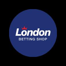 Logo redondo de London Betting Shop