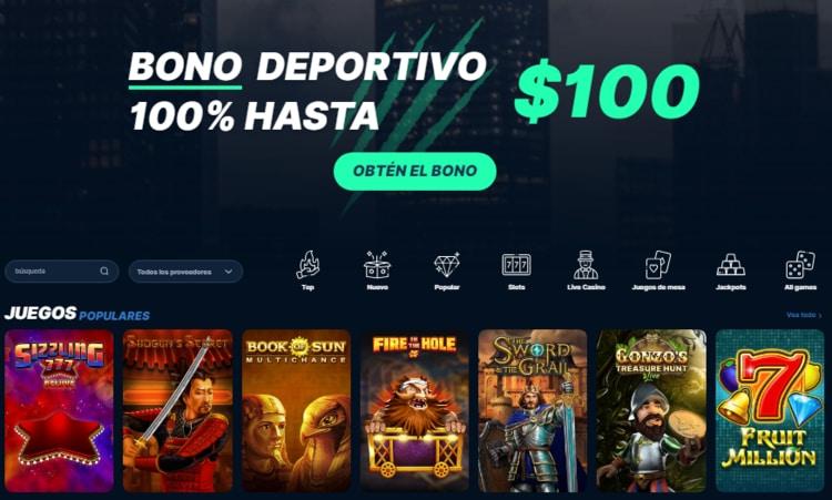 Playzilla México y su plataforma web