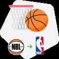 Se crean las ligas americanas de basquetbol