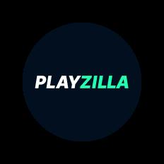 logotipo Playzilla redondo